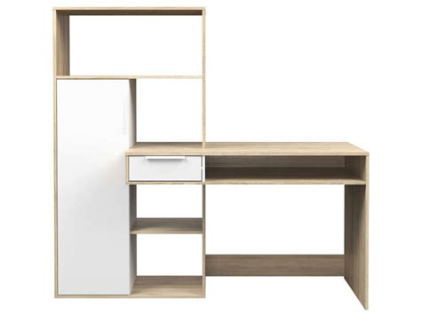 bureau conforama bureau enfant conforama great meuble blanc laque