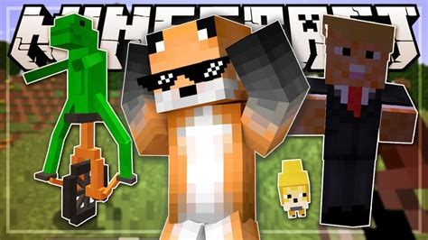 Minecraft Meme Mod - videos the mod videos trailers photos videos poster and more