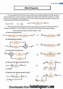 Block Diagram Reduction Rules  U2013 Readingrat Net