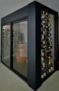Cave À Vin Design : cave vin design soci t r novation ma onnerie d corative batibaille ~ Voncanada.com Idées de Décoration