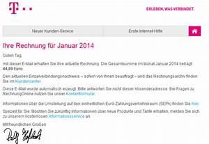 Telekom Rechnung : telekom warnt vor gef lschten rechnungen com professional ~ Themetempest.com Abrechnung