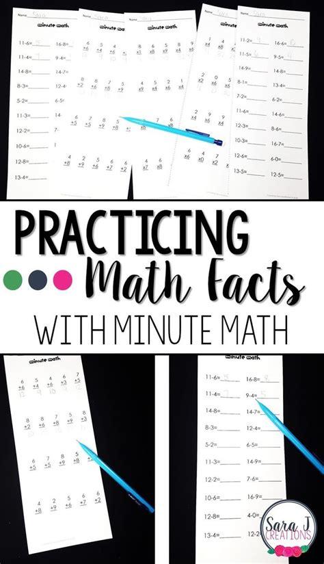 practicing basic math facts elementary math math fact