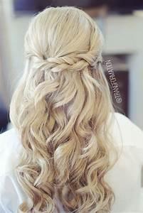 Half Up Bridal Hairstyles Fade Haircut