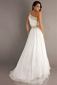White and gold prom dress | Dressing Up | Pinterest ...