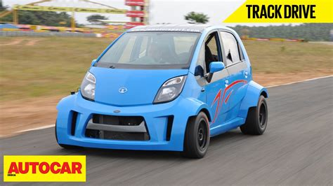 Super Nano  Track Drive  Autocar India Youtube