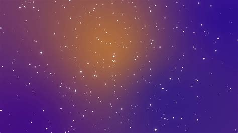 Galaxy Of Lights by Galaxy Animation With Shining Light Particle On