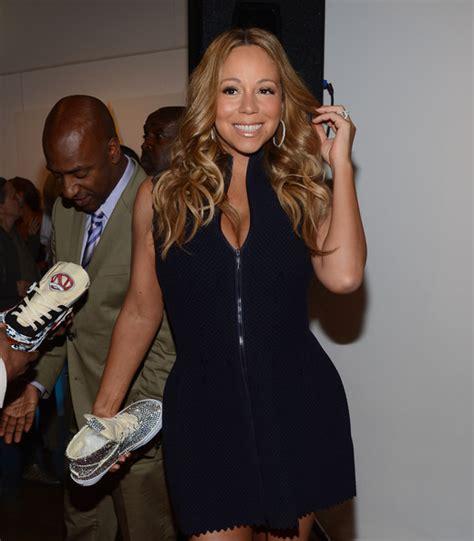 Nude Mariah Carey Pics
