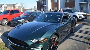 Thief crashes Mustang Bullitt through dealership glass in Indiana