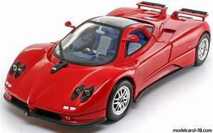 1999 - Pagani Zonda C12 Coupe Motor Max 1  18