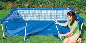 Preparation Terrain Pour Piscine Hors Sol Tubulaire : installer et monter une piscine hors sol tubulaire ou ~ Melissatoandfro.com Idées de Décoration