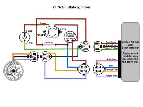 1977 Ford 351m F150 Ignition Wiring Diagram by Ignition Module Wiring Ford Truck Enthusiasts Forums