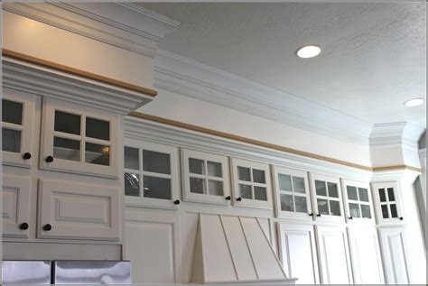 Kitchen Cabinet Molding And Trim Ideas Home Design Ideas
