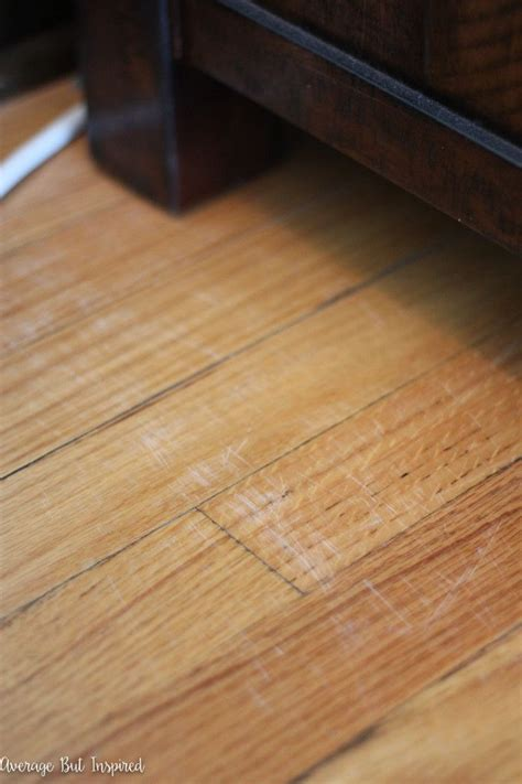 how to fix scratched hardwood floors in no shallow and easy