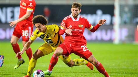 Maybe you would like to learn more about one of these? Dortmund Gegen Union Berlin : Haaland-Show geht weiter ...
