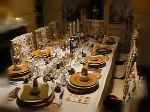 Table De Fete Decoration Noel : embellir la table de f te 6 pratique ~ Zukunftsfamilie.com Idées de Décoration