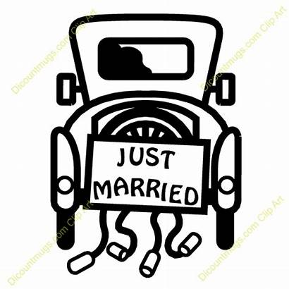 Married Clip Clipart Tree Marriage Banner Cliparts