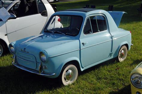 Vespa 400 Car For Sale by 1960 Vespa 400 Conceptcarz