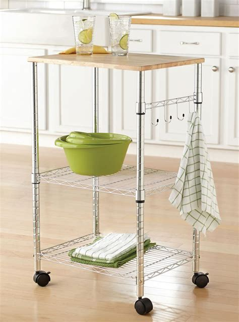 Kitchen Cart Rolling by 1000 Ideas About Rolling Kitchen Cart On