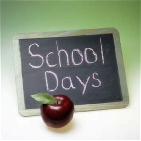 Tried And True School Days, School Days, Good Old Golden