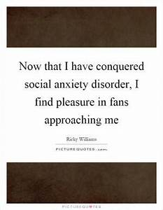 Well, unless yo... Funny Social Anxiety Quotes