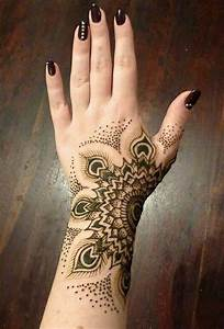 How to Make Natural Henna and Get Inspired for Unique ...