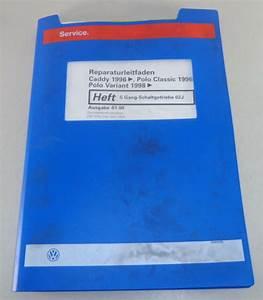 Workshop Manual Vw Caddy    Polo 5 Speed Transmission 02j