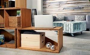 Kostenlos Möbel Abholen : modulregal selber bauen anleitung von hornbach ~ Watch28wear.com Haus und Dekorationen