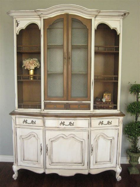 The New French Dining Hutch Tidbitstwine