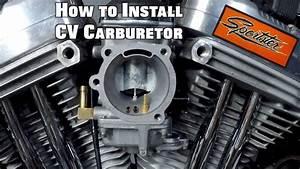 1999 Sportster 883 Carburetor