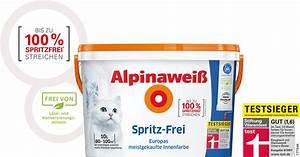 Stiftung Warentest Wandfarbe : alpinawei der klassiker unter den wandfarben alpina farben ~ Watch28wear.com Haus und Dekorationen