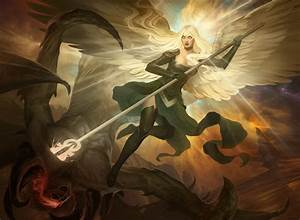 Avacyn, Angel of Hope | Muddy Colors
