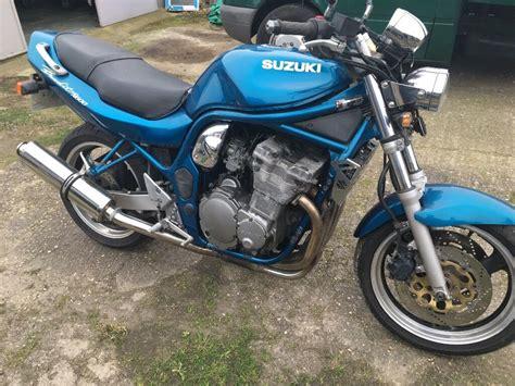 1998 Suzuki Bandit by 1998 Suzuki 600 Bandit In Rainham Gumtree