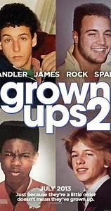 Grown Ups 2 (2013) - Full Cast & Crew - IMDb