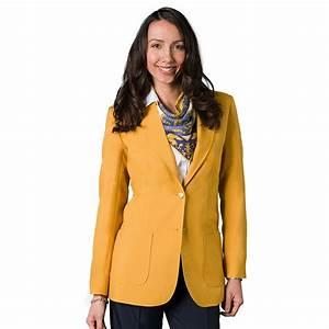 Women's Blazer UltraLux Colors Polyester | Executive Apparel
