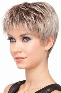 Coupe Cheveux 2018 Femme : coupes cheveux courts femmes 2018 ~ Melissatoandfro.com Idées de Décoration
