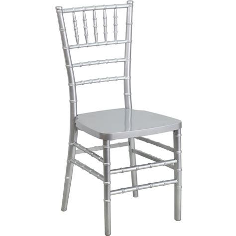 silver chiavari chair grand rental station