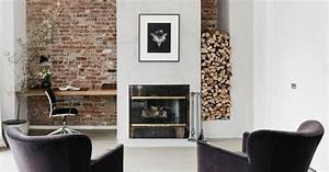 These Modern Fireplace Ideas Make Getting Cozy Look Cooler Than Ever