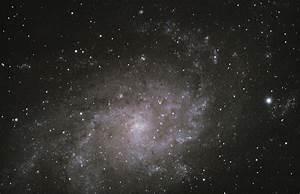 M33 Triangulum Galaxy  Aug  2013  Oakwod   Qhy5