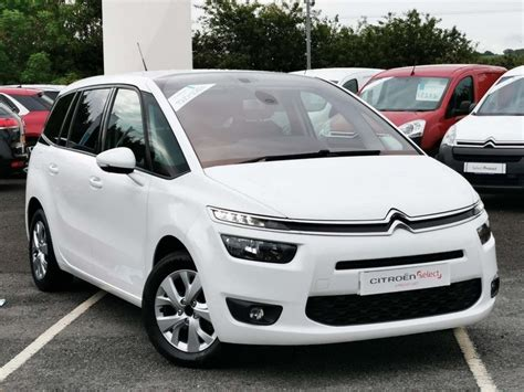 Citroen Used Cars by Citroen Grand C4 Picasso 1 6 E Hdi Airdream Vtr 5dr For