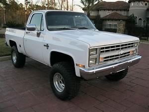 1986 Chevy K10 Swb  U2013 Texas Trucks  U0026 Classics