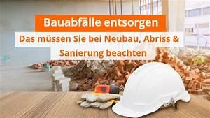 Elektrogeräte Entsorgen Berlin : bauabf lle richtig entsorgen berlin recycling ihr entsorger ~ Watch28wear.com Haus und Dekorationen