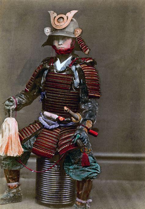 samourai siege portrait samourai japon 11 la boite verte