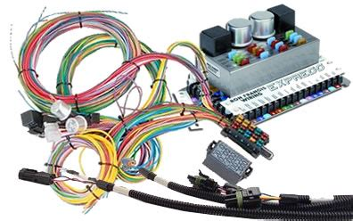 Loom Wiring For 89 Dodge Truck by Automotive Wiring Harnesses At Summit Racing