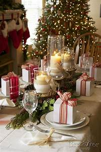 25, Awesome, Christmas, Tablescapes, Decoration, Ideas