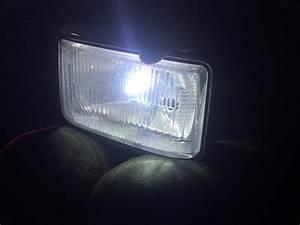 Ujicoba Lampu Hid X