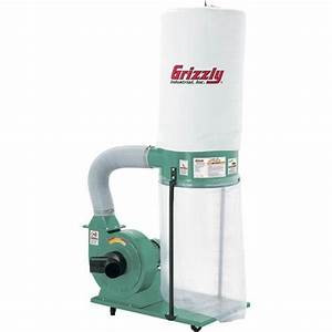 1-1/2 HP Dust Collector Grizzly Industrial