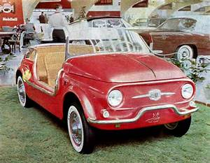 Fiat 500 Jolly : 1957 fiat jolly ghia studios ~ Gottalentnigeria.com Avis de Voitures