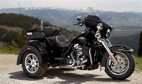 2016 Harley-davidson Tri Glide Ultra Review