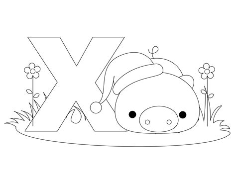 printable alphabet coloring pages  kids  coloring pages  kids