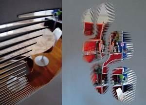 Miroir Grande Taille : miroir grav je suis par jean marie massaud designer ~ Farleysfitness.com Idées de Décoration